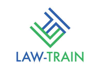 LAW-TRAIN logo